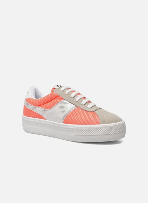 Sneakers No Name Shake Print Astro Micro Suede Multicolor detail