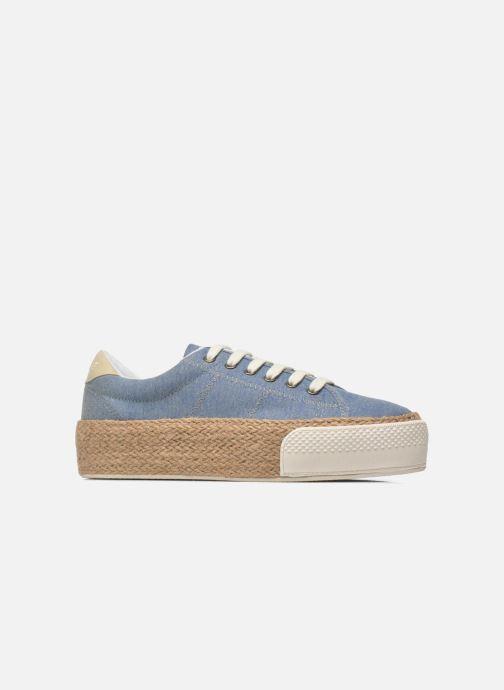 Baskets No Name Sunset Sneaker Molitor Bleu vue derrière