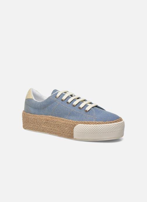 Baskets No Name Sunset Sneaker Molitor Bleu vue détail/paire