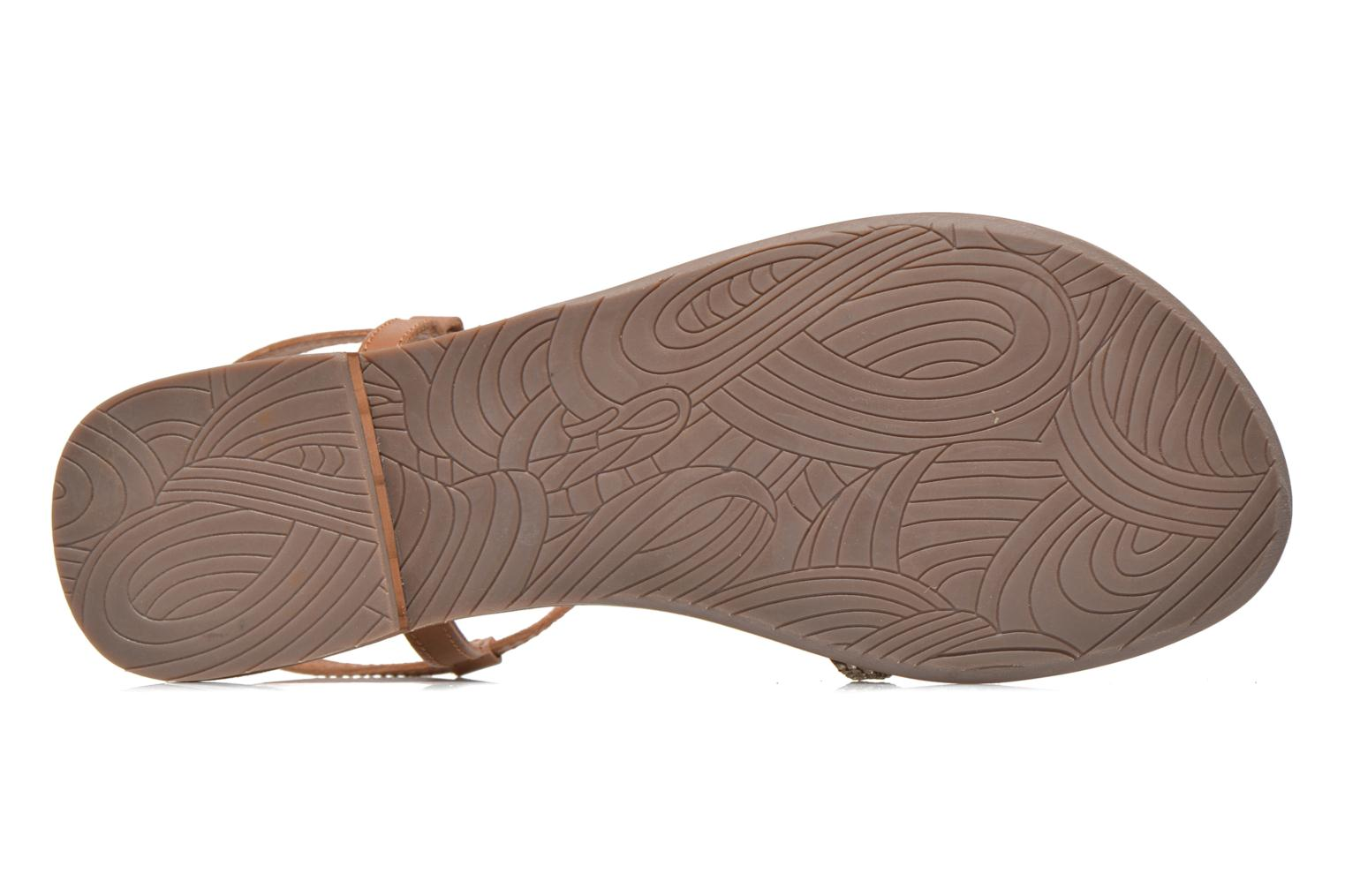 Sandals Dockers Paola Brown view from above