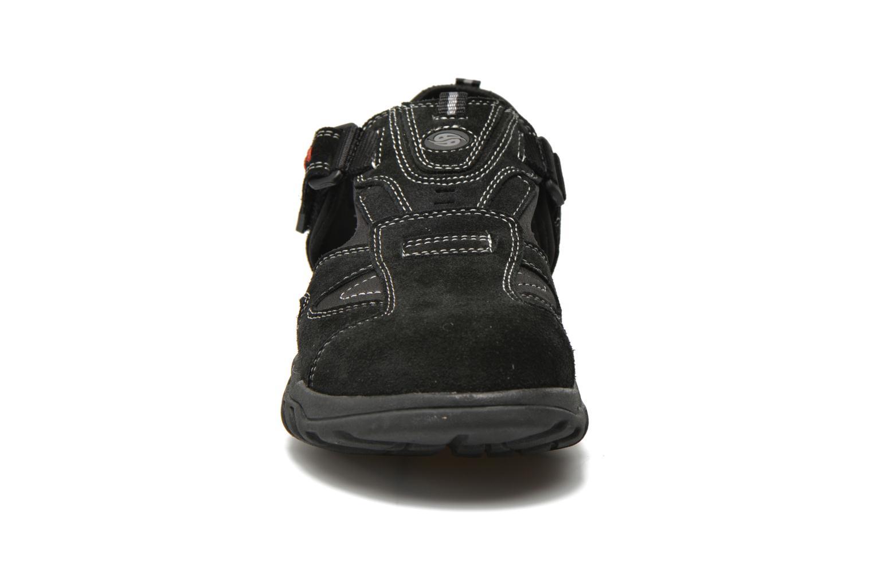 Sandaler Dockers Roger Sort se skoene på