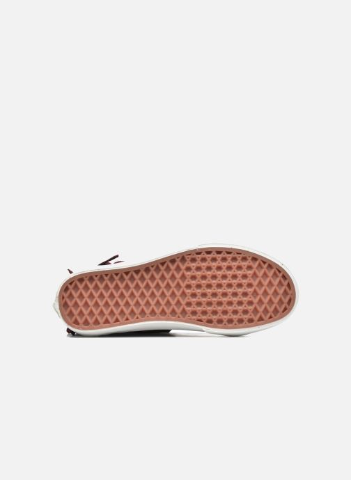 Sneakers Vans SK8-Hi Moc Rood boven
