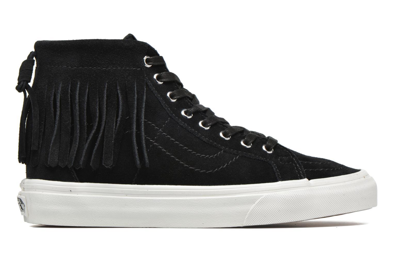 Baskets Vans SK8-Hi Moc Noir vue derrière