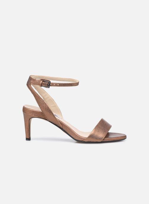 Sandales et nu-pieds Clarks Amali Jewel Marron vue derrière