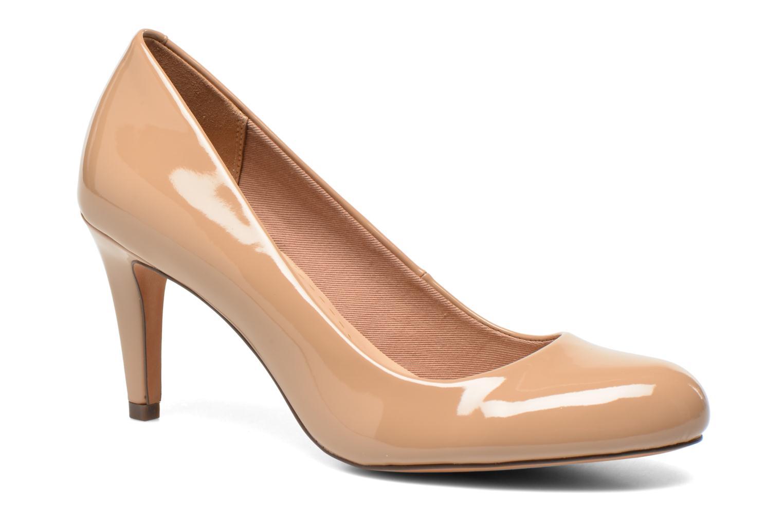 Zapatos de mujer baratos zapatos de mujer  Clarks Zapatos Carlita Cove (Beige) - Zapatos Clarks de tacón en Más cómodo 889b06
