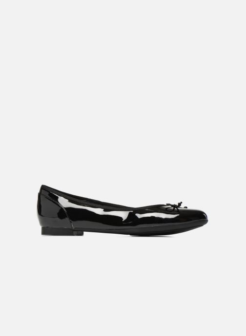 Ballerine Clarks Couture Bloom Nero immagine posteriore