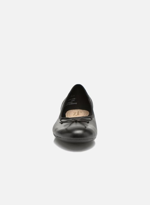 Ballerina's Clarks Couture Bloom Zwart model