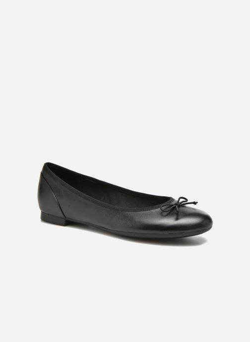Ballerina's Clarks Couture Bloom Zwart detail