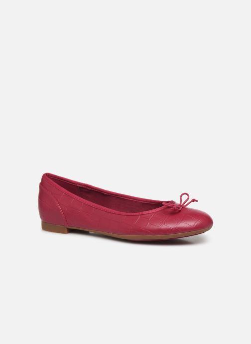Bailarinas Clarks Couture Bloom Rosa vista de detalle / par