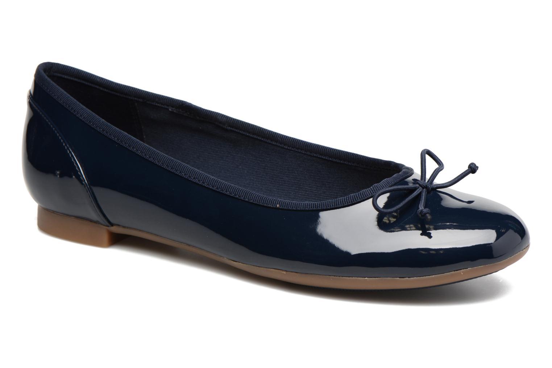 Gran descuento  en Clarks Couture Bloom (Azul) - Bailarinas en  Más cómodo 9a28d9
