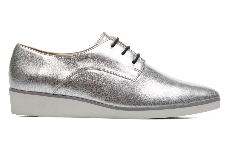 Chaussures à lacets Clarks Cressida Grace Argent vue derrière