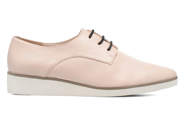 Chaussures à lacets Clarks Cressida Grace Rose vue derrière
