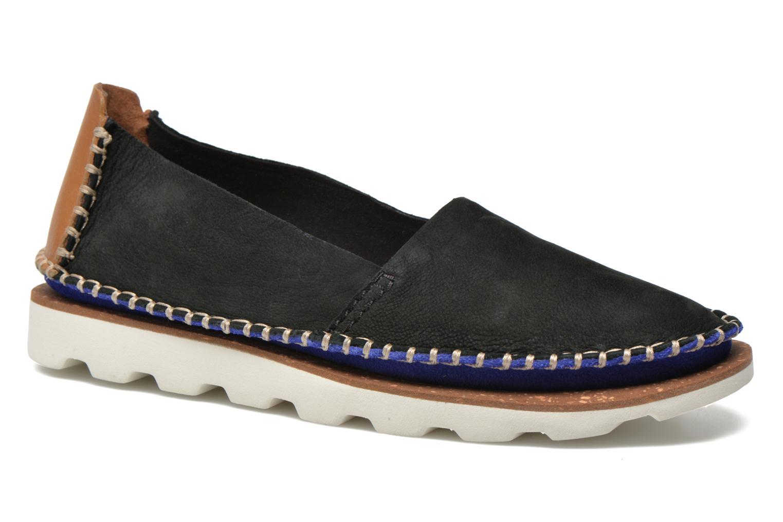 Nuevo zapatos Clarks Damara Chic (Negro) cómodo - Alpargatas en Más cómodo (Negro) 8326e1