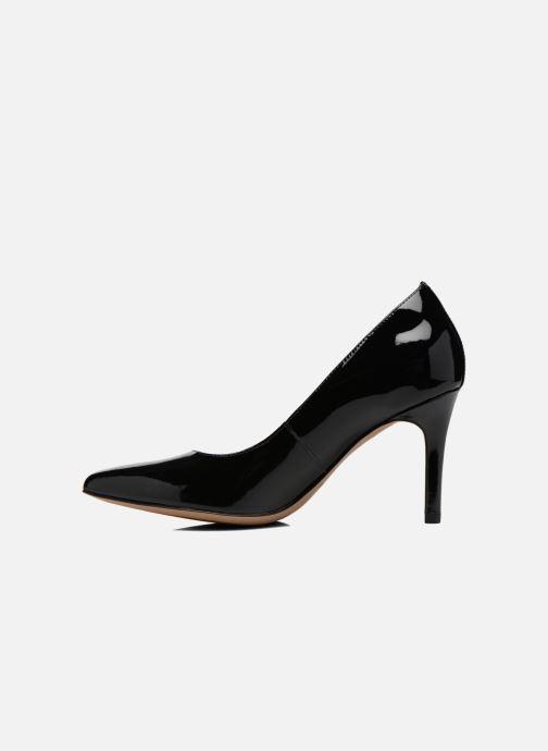 Zapatos de tacón Clarks Dinah Keer Negro vista de frente