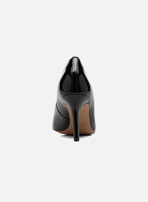 Zapatos de tacón Clarks Dinah Keer Negro vista lateral derecha