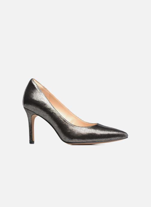 Zapatos de tacón Clarks Dinah Keer Plateado vistra trasera