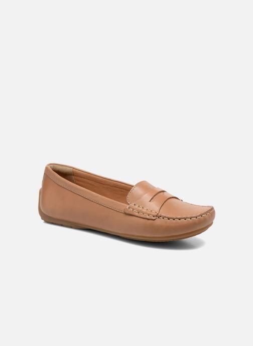 Clarks Doraville Nest Slipper in silber Damen Schuhe Slipper
