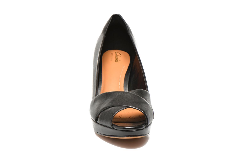 Escarpins Clarks Jenness Cloud Noir vue portées chaussures