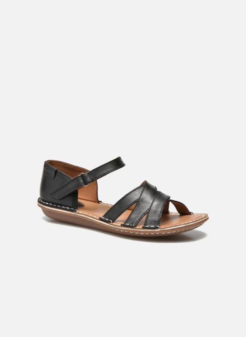 0a1758df73ce2 Clarks Tustin Sahara (Black) - Sandals chez Sarenza (245290)