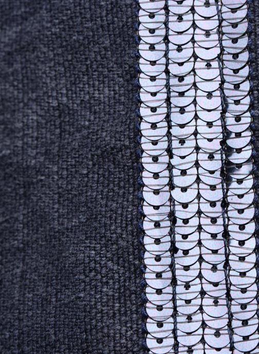 Bolsos de mano Vanessa Bruno Cabas Lin paillettes M+ Azul vista lateral izquierda