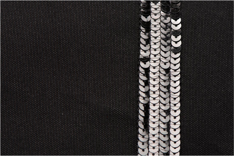Bolsos de mano Vanessa Bruno Cabas Coton M+ Zip Negro vista lateral izquierda