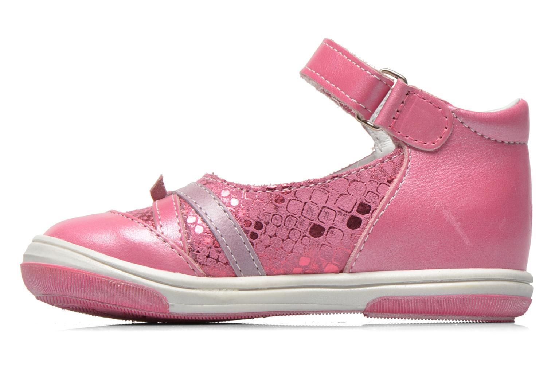 Ballerinaer Bopy Belene Pink se forfra