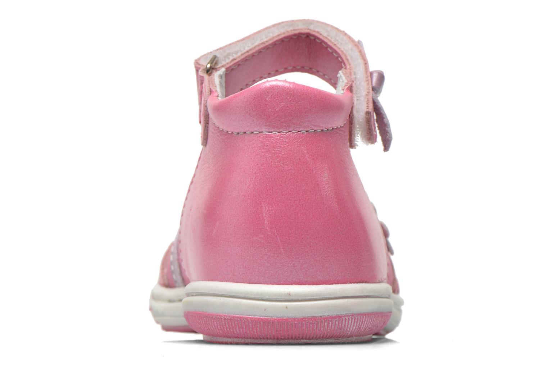 Ballerinaer Bopy Belene Pink Se fra højre