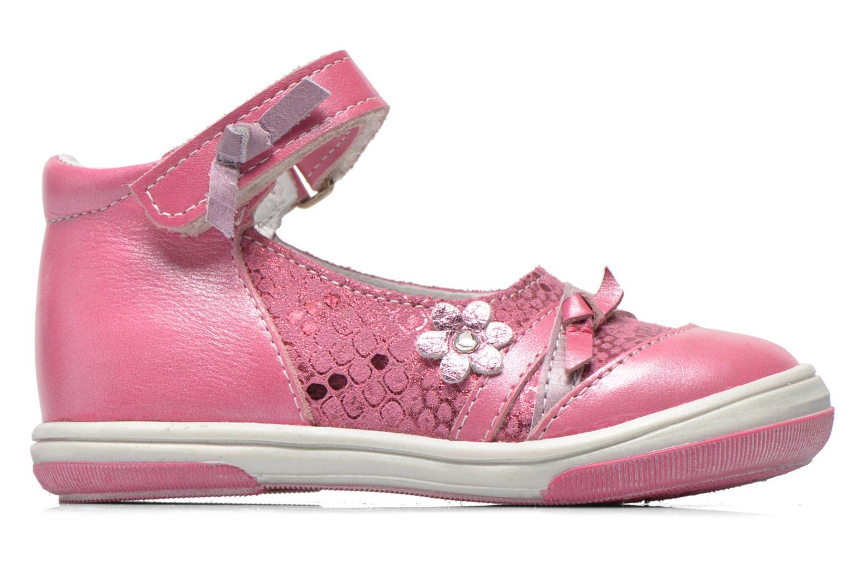 Ballerinaer Bopy Belene Pink se bagfra
