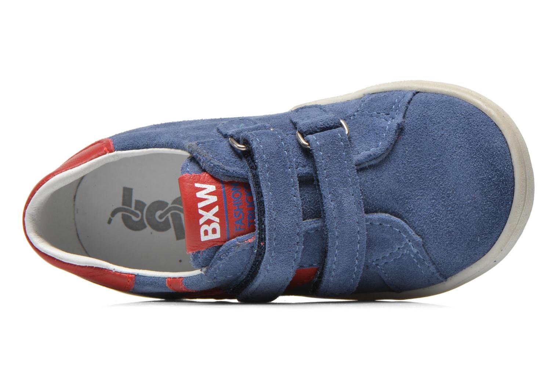 Sneakers Bopy Bladimir Blauw links