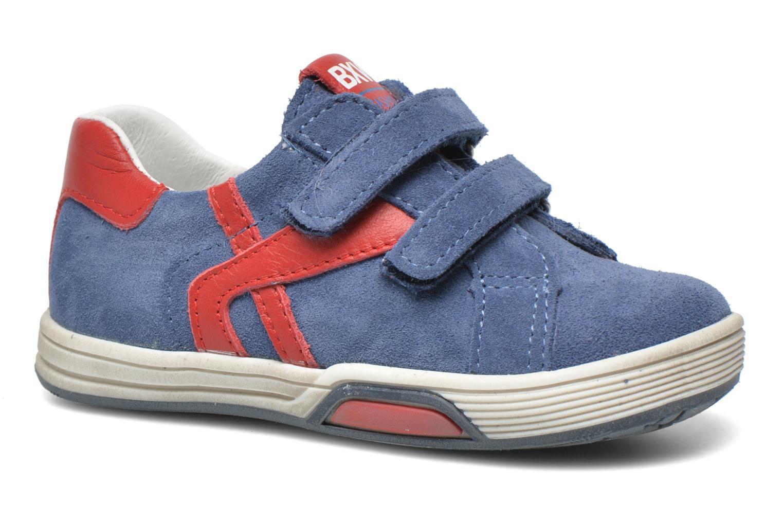 Sneakers Bopy Bladimir Blauw detail
