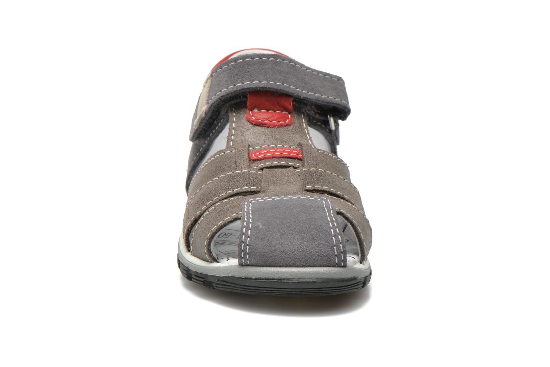 Sandaler Bopy Bugati Grå bild av skorna på