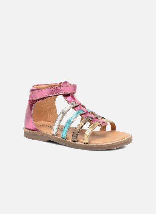 Sandali e scarpe aperte Bopy Hamio kouki Rosa vedi dettaglio/paio