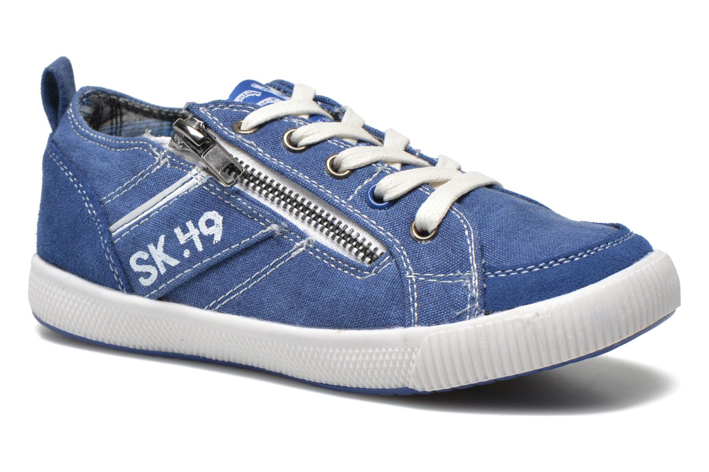 Sneakers Bopy Isidoro Blauw detail