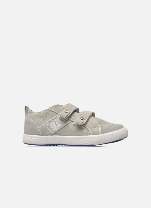 Sneakers Bopy Isidovel Grijs achterkant
