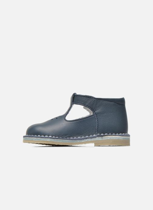 Summer boots Bopy Mapil Blue front view