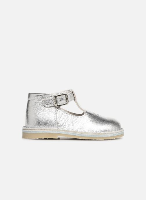 Summer boots Bopy Mapil Silver back view