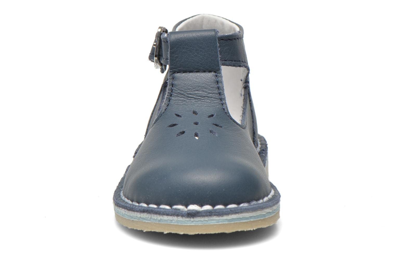 Sommarskor Bopy Mapil Blå bild av skorna på