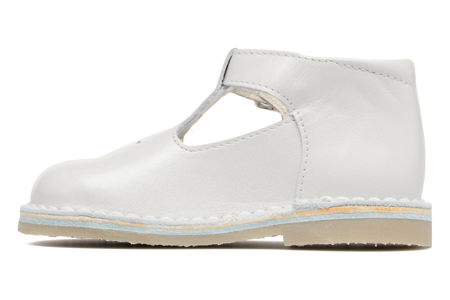 Summer boots Bopy Mapil White front view