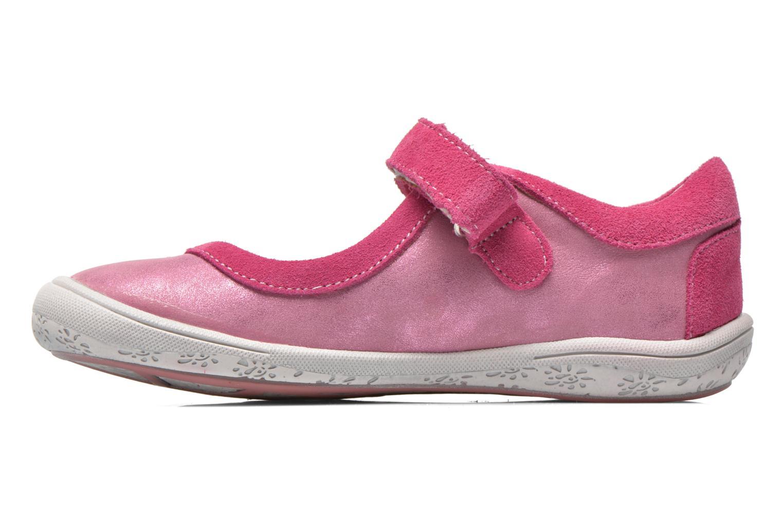 Ballerinas Bopy Nocia rosa ansicht von vorne