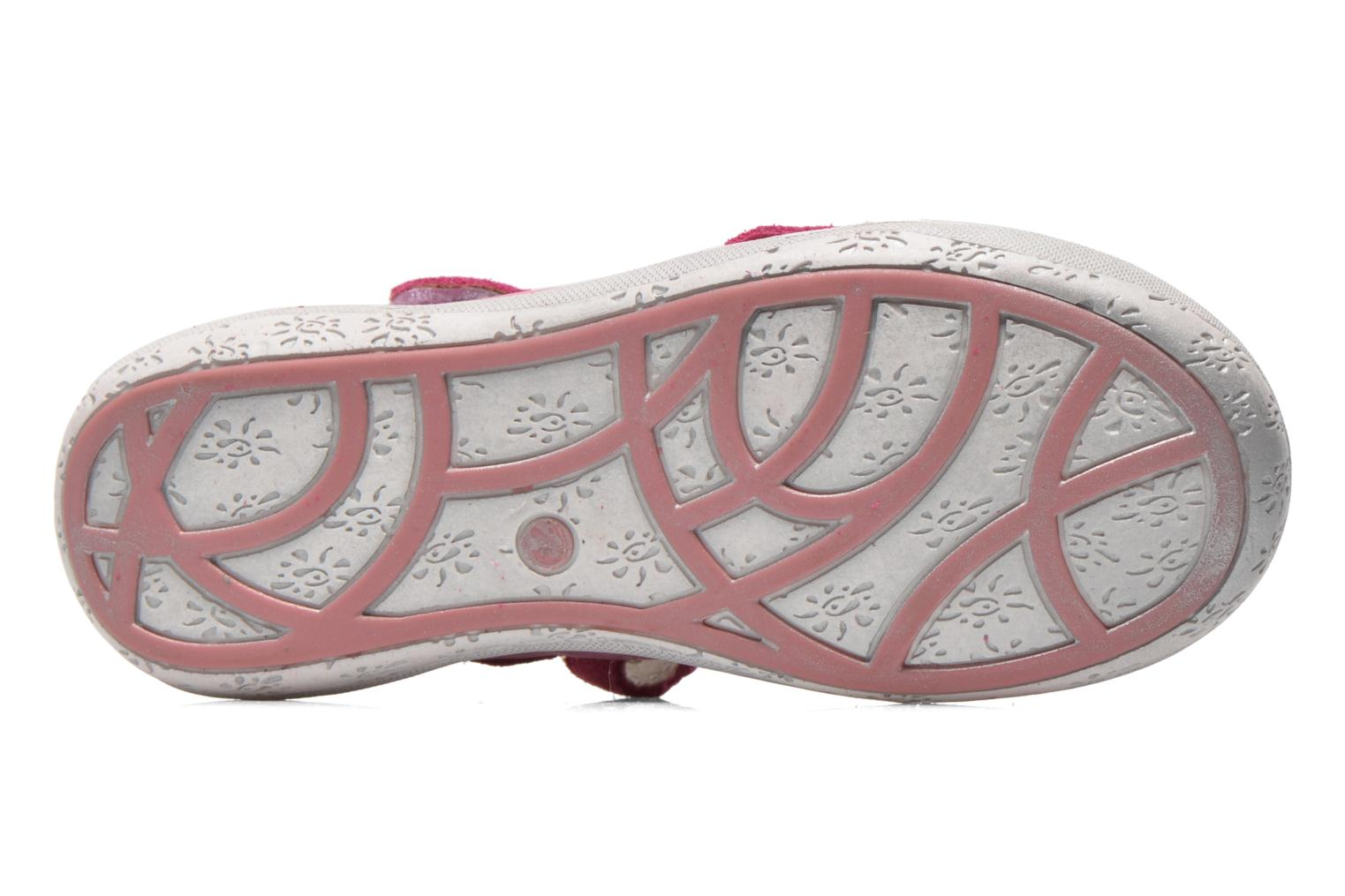 Ballet pumps Bopy Nocia Pink view from above