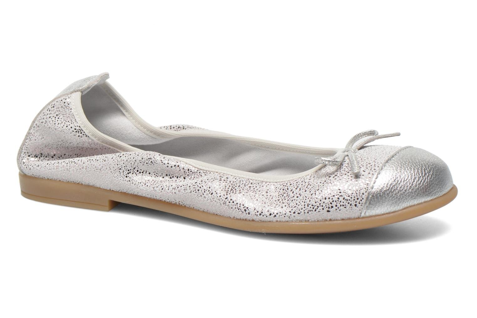 Ballet pumps Bopy Sibylle Silver detailed view/ Pair view