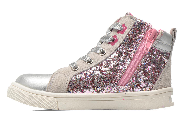 Sneakers Bopy Tamira kouki Zilver voorkant