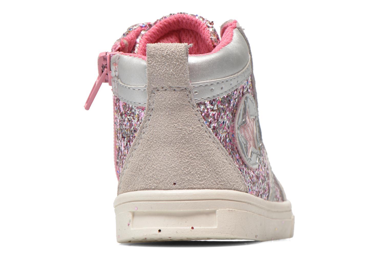 Sneakers Bopy Tamira kouki Zilver rechts