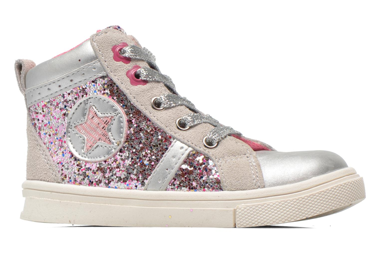 Sneakers Bopy Tamira kouki Zilver achterkant