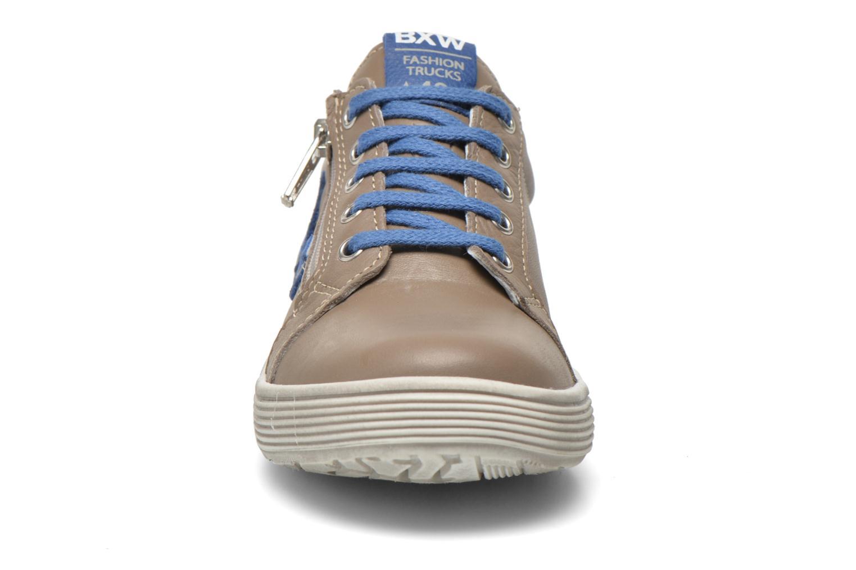 Baskets Bopy Voclass Gris vue portées chaussures