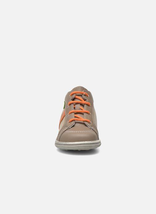 Boots en enkellaarsjes Bopy Zacky Beige model