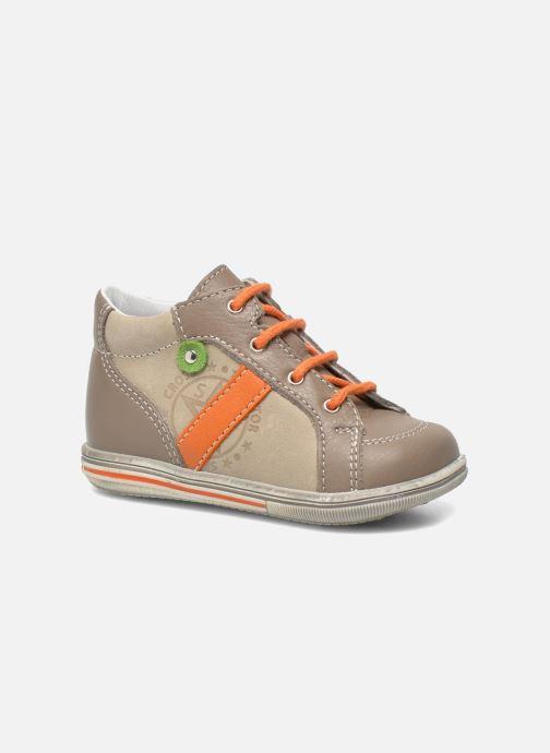 Boots en enkellaarsjes Bopy Zacky Beige detail
