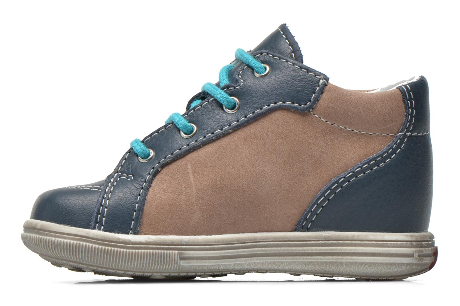 Ankle boots Bopy Zacky Blue front view