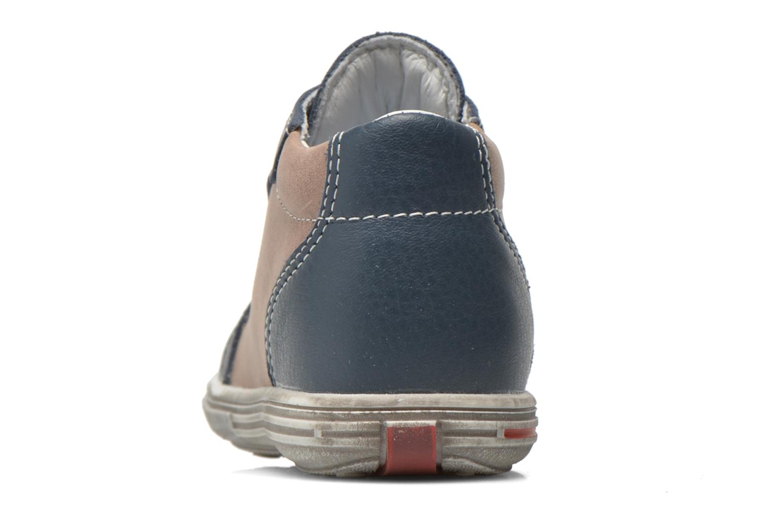 Ankle boots Bopy Zacky Blue view from the right