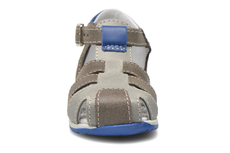 Sandals Bopy Zephiro Grey model view